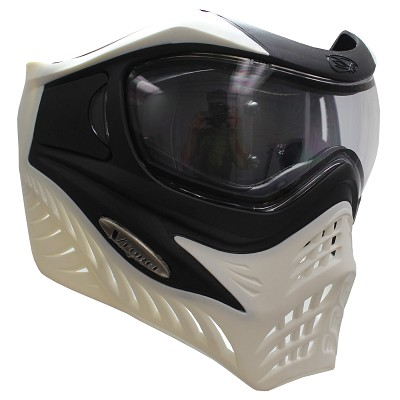 VForce Grill Paintball Mask Thermal White Ghost