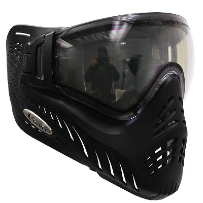 VForce Profiler Paintball Mask Thermal Black Shadow