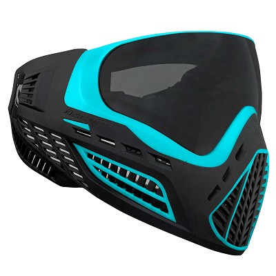 Virtue VIO Ascend Thermal Paintball Goggle Aqua Black